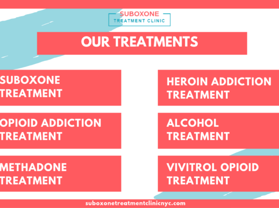 Suboxone Treatment Clinic Manhattan