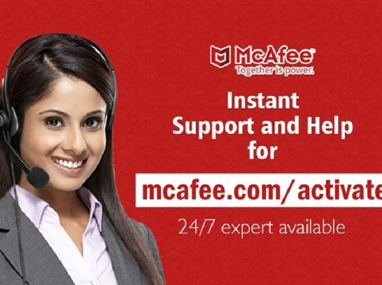 Mcafee.com/activate – Download and install