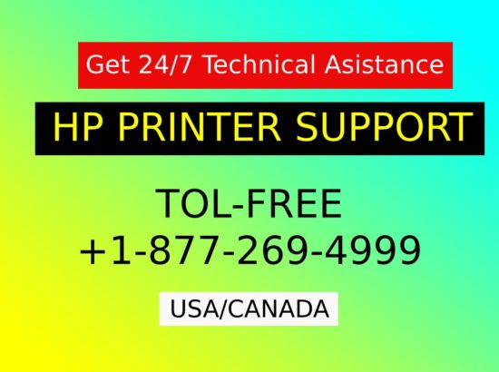 HP Printer Help Number 1877-269-4999