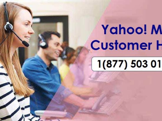 Yahoo Mail Help Support Number 1877-503-0107