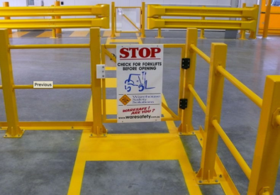 Warehouse Safety Sol...