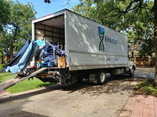 Evolution Moving Company Fort Worth
