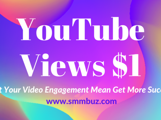 Buy YouTube views and Subscribers From SMMBuz