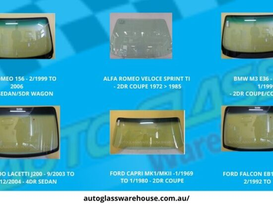 Auto Glass & Car Windscreen Replacement