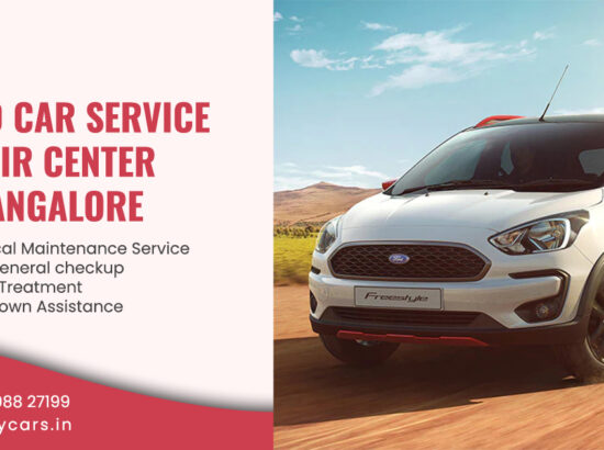Car Repair and Service Center in Bangalore