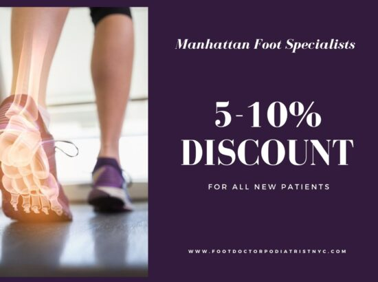 Manhattan Foot Specialists Upper East Side NY